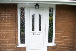 Birmingham Front and Rear PVCu Entrance Doors