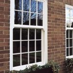 Knowle Verticle Sliding Sash PVCu Windows
